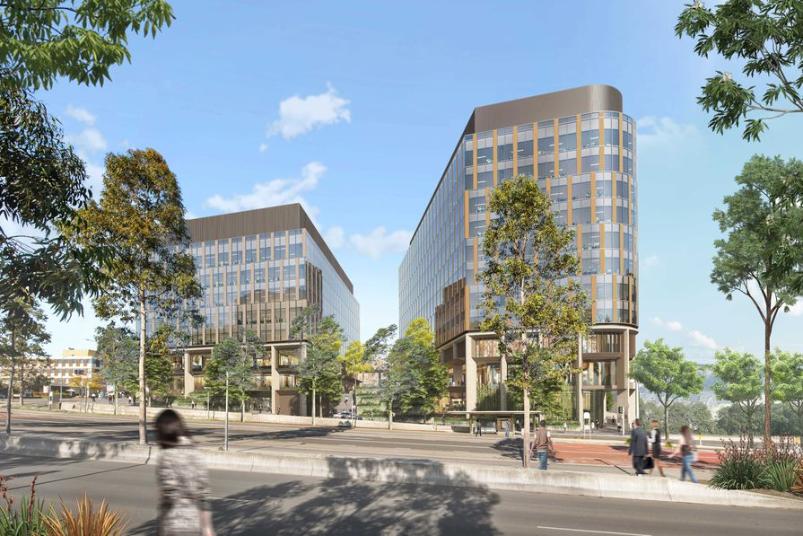 Westmead Innovation Quarter designed by Architectus.