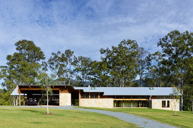 2016 gold coast northern rivers regional architecture for Jamison residential masonry