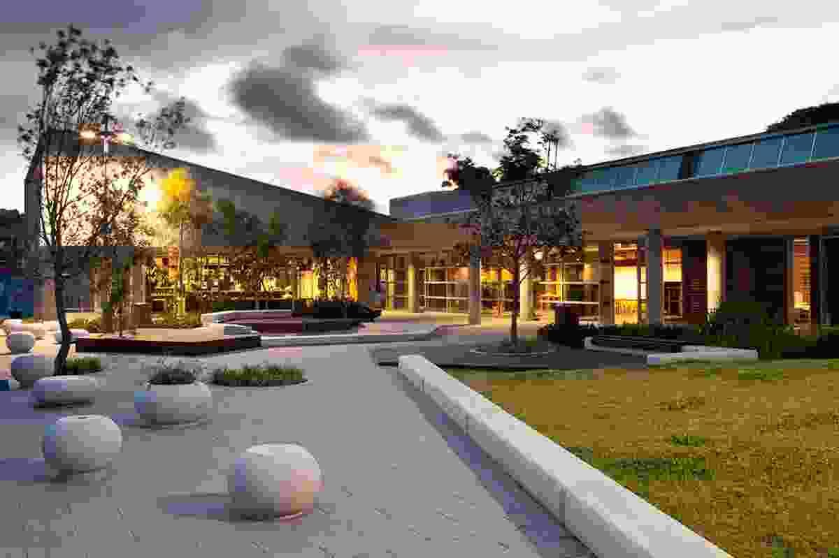 Aspect Studios – Cranbrook Junior School, Rose Bay NSW (2007).