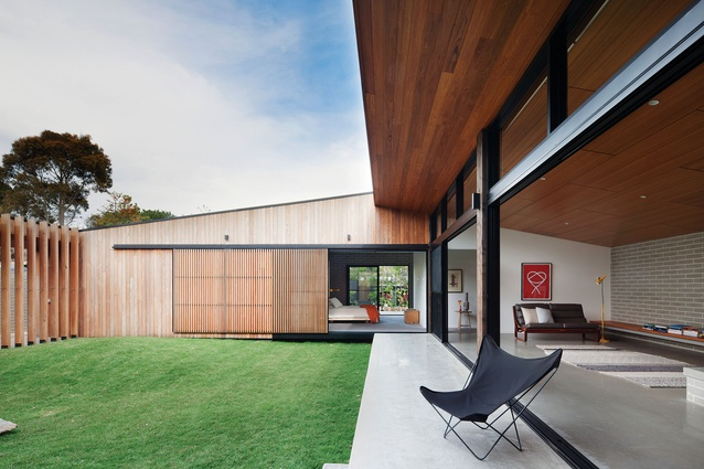 Hover House by Bower Architecture.