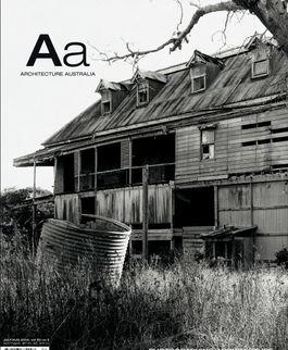 Architecture Australia, July 2004