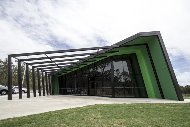 2014 qld regional architecture awards brisbane architectureau dakabin animal shelter by brand slater architects malvernweather Images