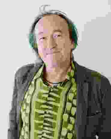Patrick Blanc in Sydney, 7 July 2014.