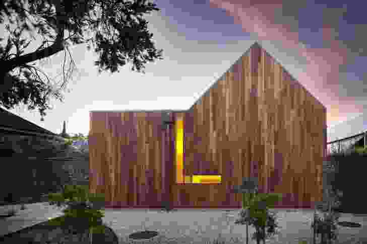 Crayon House by Grieve Gillett Andersen.