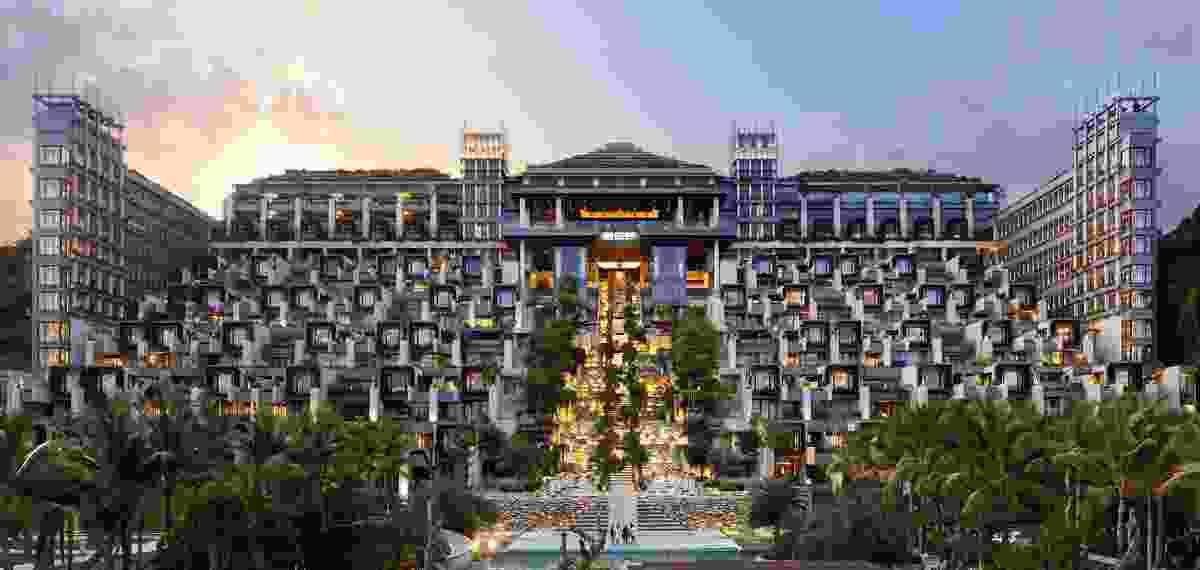 Commendation for Commercial Architecture: The Apurva Kempinski Bali (Indonesia) by Denton Corker Marshall Jakarta / Duta Cermat Mandiri.