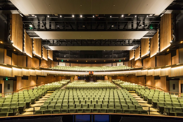 Cairns Performing Arts Centre by Cox Architecture in association with CA Architects.