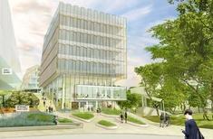 Diller Scofidio and Renfro, Billard Leece Partnership design new Sydney Uni health building