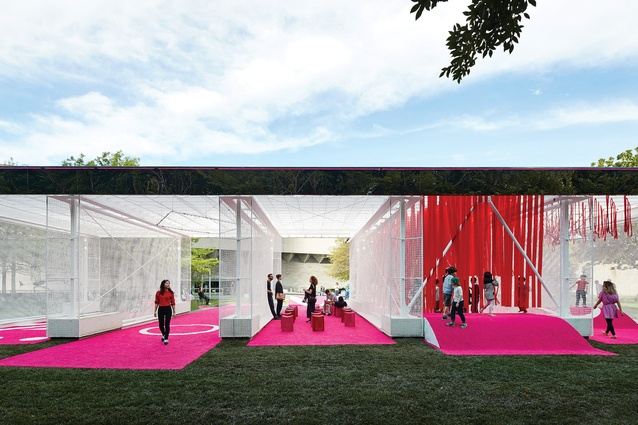 The 2016 NGV Architecture Commission by M@ Studio Architects, Haven't You Always Wanted ...?