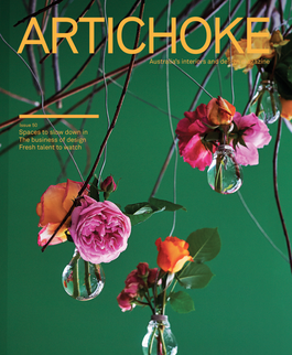 Artichoke, March 2015