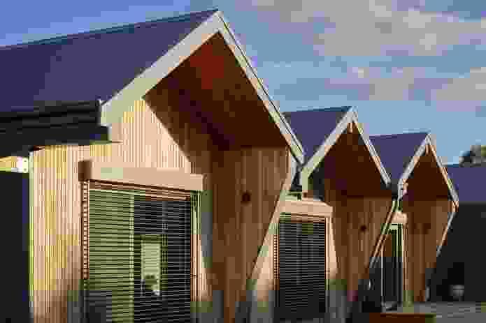 Owl Woods Passive House by Talina Edwards Architect, Sustainability Medal winner.