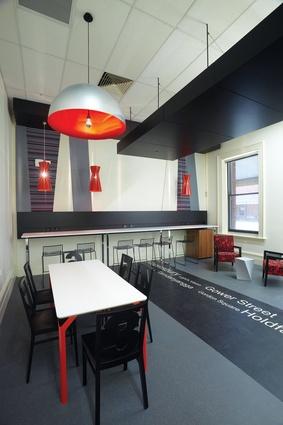 Public Design University College London School Of Energy And Resources Australia By Swanbury Penglase Architects