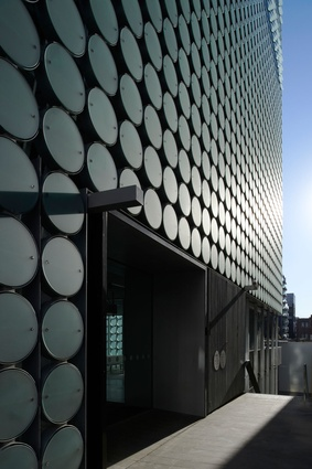 RMIT Design Hub by Sean Godsell Architects in association with Peddle Thorp Architects.