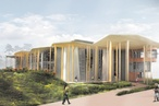Peter Cook's tour of CRAB's Bond University building