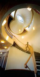 Catholic Theological College interior stair