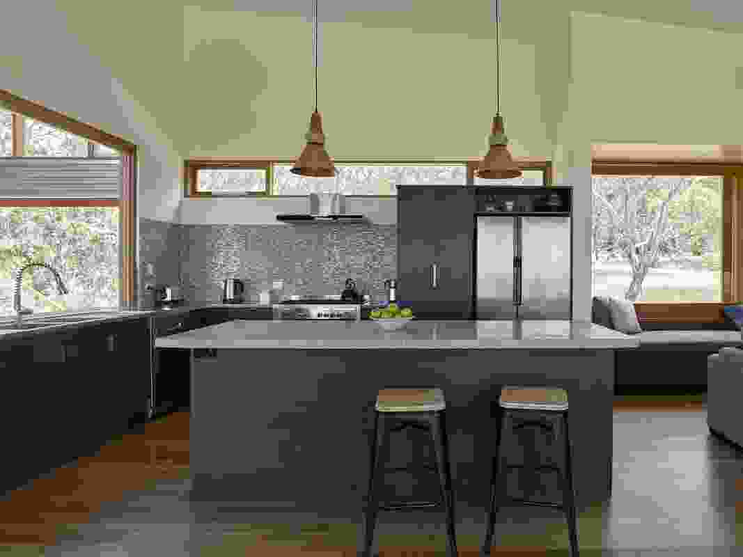Waitpinga Retreat by Mountford Williamson Architecture.