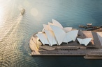 Sydney Opera House 'not an advertising billboard'