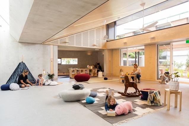 Waranara Early Learning Centre by Fox Johnston.