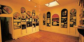 Melbourne Four exhibition at Powell Street gallery, 1979.