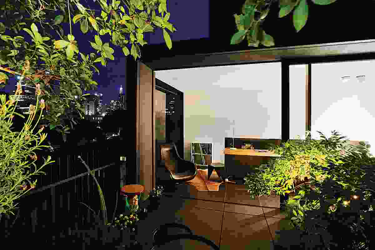 Outdoor – Small House by Domenic Alvaro and 360 Degrees.
