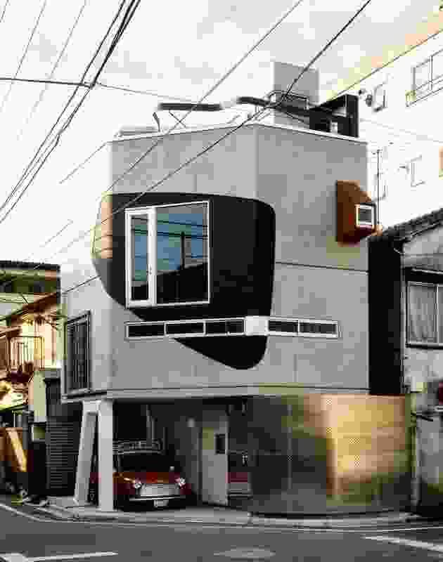 Suzuki House, Tokyo, 1993.