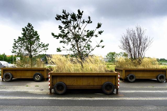 Landscape to Contemporary Urban Development by SLA Architects.
