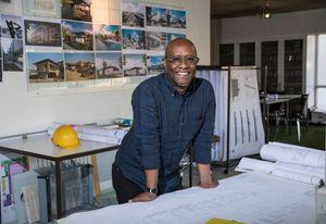 MMA Design Studio founder Mphethi M. Morojele.