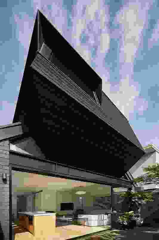 Montague Street House by Noxon Architecture.