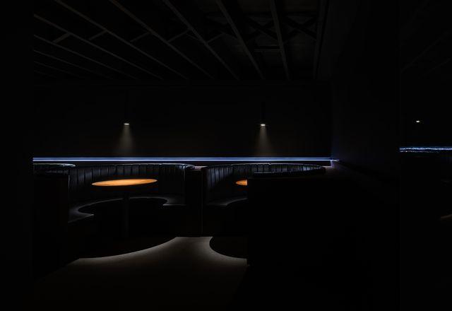Above Board - Back Bar by Studio Edwards