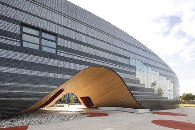 Commercial joint winner: The Infinity Centre by McBride Charles Ryan.