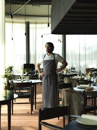 Noma head chef Rene Redzepi.