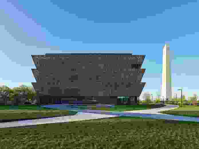 National Museum of African History and Culture by Adjaye Associates.