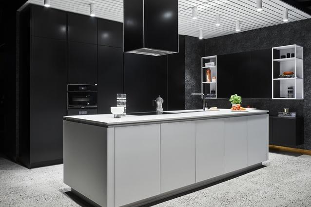 Way kitchen by Snaidero.