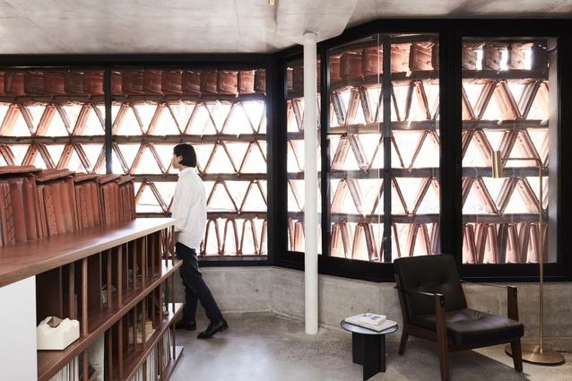 The Beehive by Raffaello Rosselli Architect with Luigi Rosselli Architects.