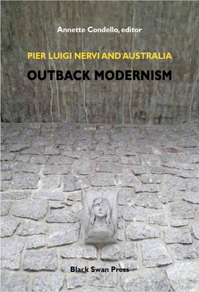 The exhibition catalogue <i>Pier Luigi Nervi and Australia: Outback Modernism</i>, edited by Annette Condello, a senior lecturer of Architecture at Curtin University who co-curated the exhibition.