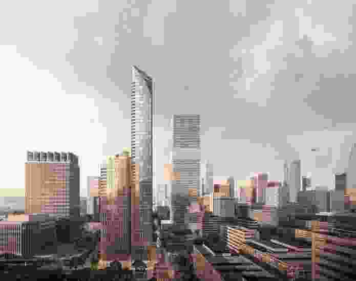Sky Trees by Koichi Takada Architects.