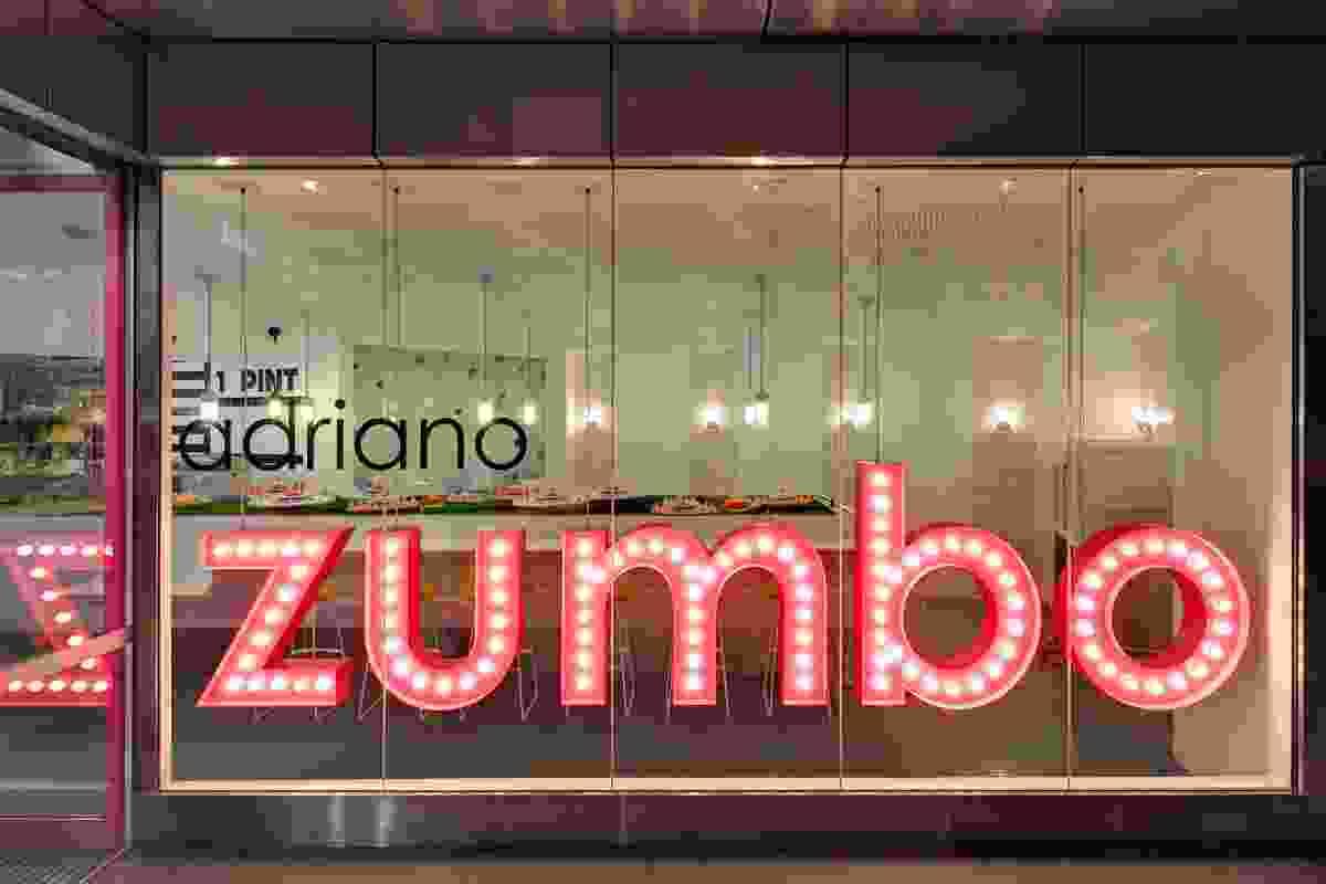 Adriano Zumbo.