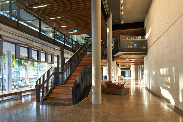 Nice Stage Two Of The Queensland University Of Technologyu0027s Creative Industries  Precinct At Kelvin Grove Campus,