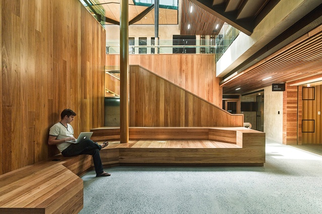 The University of Queensland, Global Change Institute by Hassell.