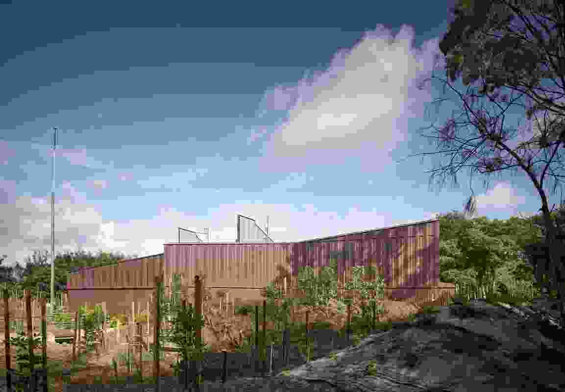 The Harry Marks Award for Sustainable Architecture: Mon Repos Turtle Centre by Kirk.
