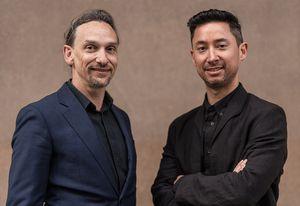 Jefa Greenaway and Tristan Wong.