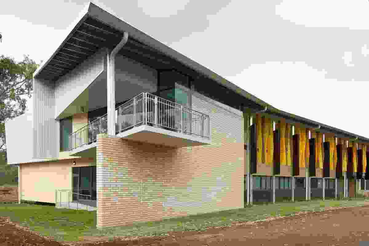 Health Clinic CQU by Reddog Architects.