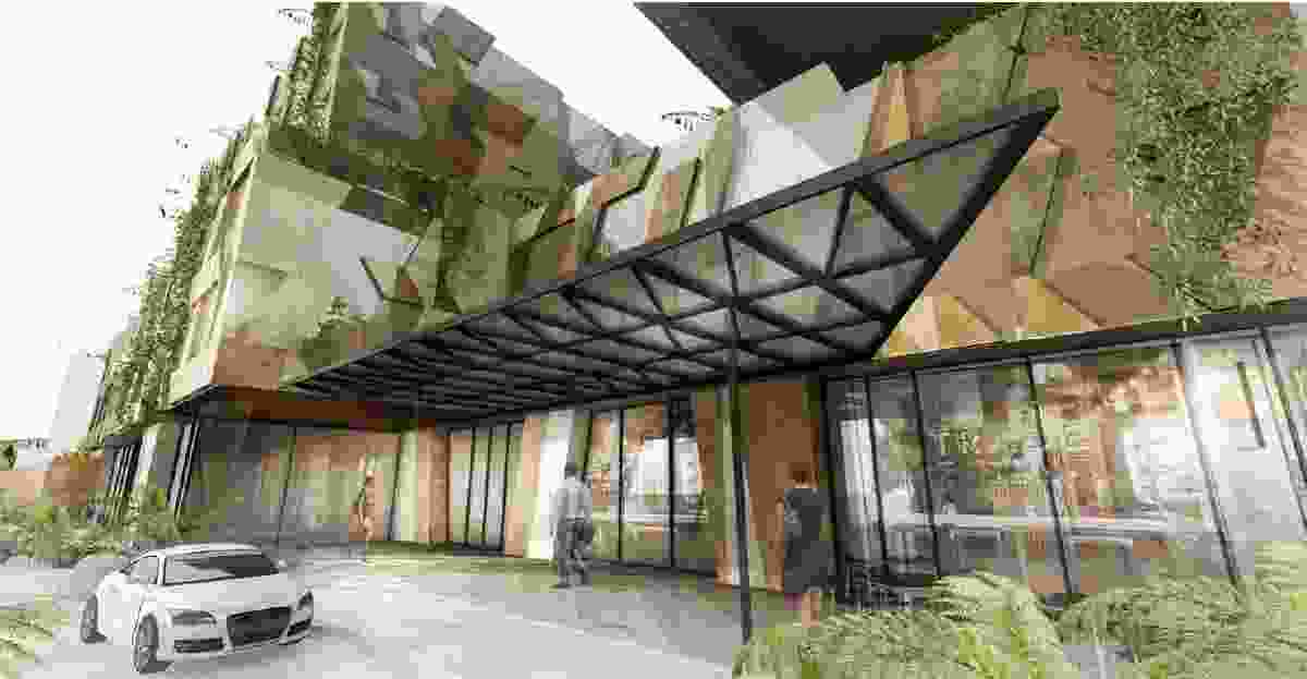 The 164-room five-star Art Series hotel is being developed by Asian Pacific Group, the company behind the boutique Art Series hotels in Melbourne, Bendigo and Adelaide.