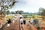 Aspect Studios masterplan for new Sydney zoo