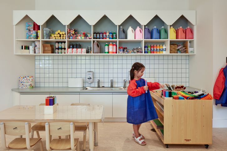 Mary Rice Early Learning Center by M3 Architecture.