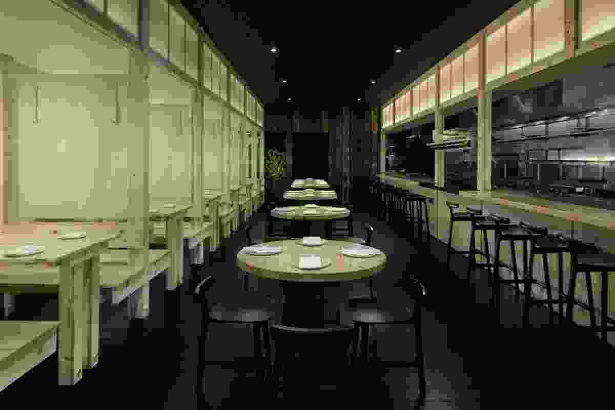 Shobosho, designed by Studio Gram.