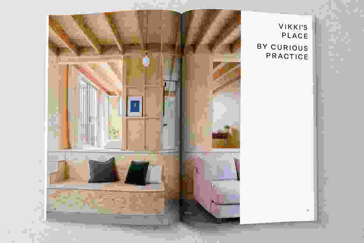 Vikki's Place by Curious Practice.
