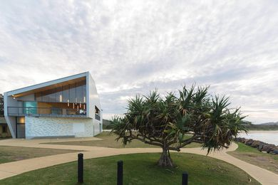 Kempsey Crescent Head Surf Life Saving Club Neeson Murcutt Architects.