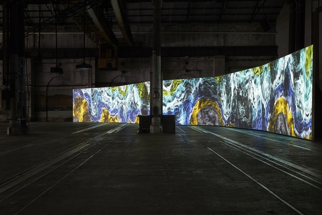 Semiconductor: Earthworks, 2016