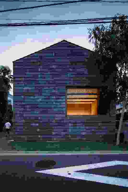 Komazawa House by Go Hasegawa and Associates.