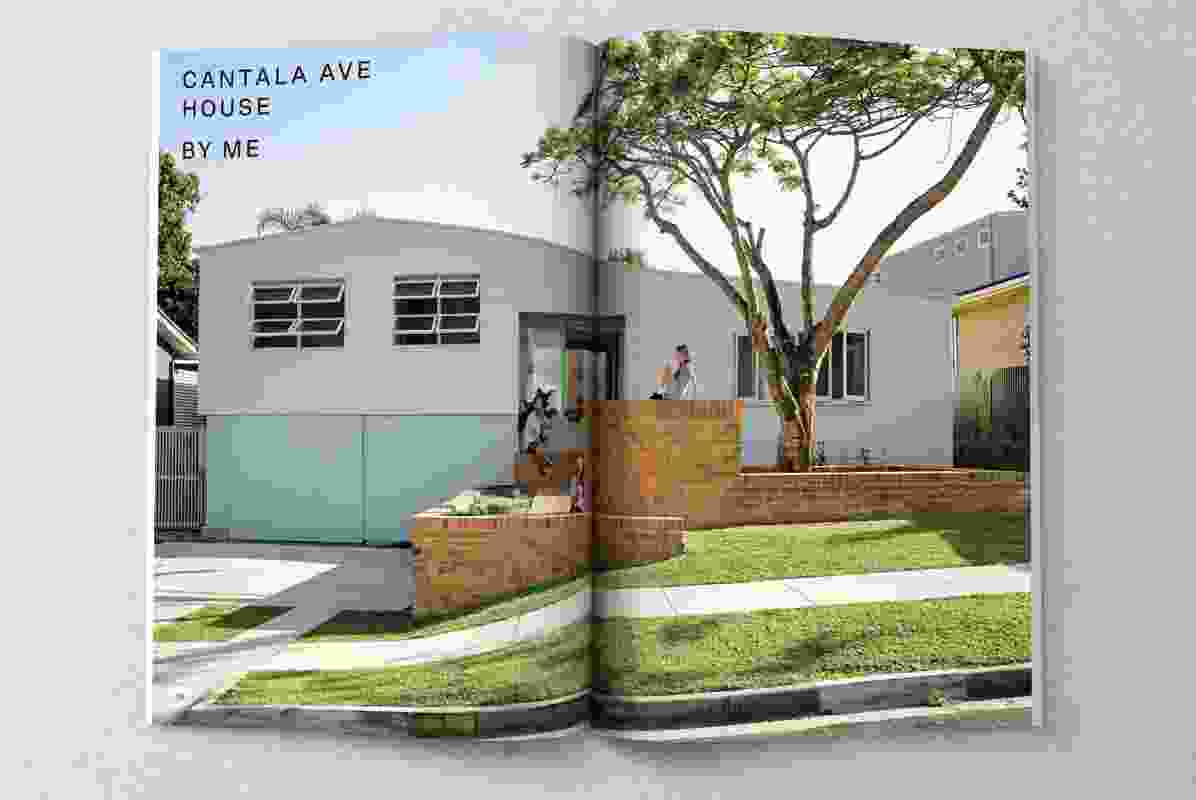Cantala Ave House by ME.